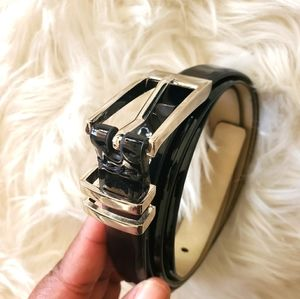 Lane Bryant Patent Leather Belt